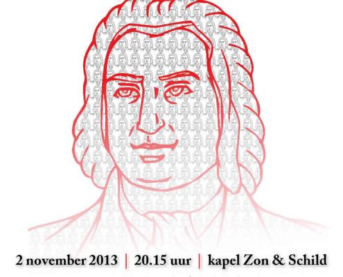 Bach Dichtbij poster 2 november 2013